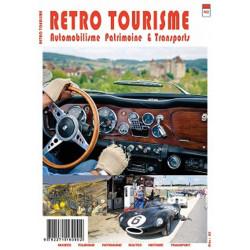 RETRO TOURISME N°2 - NATIONALE / ROUTE 66 LE DUEL