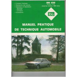 REVUE TECHNIQUE AUTOMOBILE HONDA ACCORD de 1979