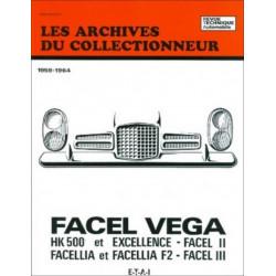 FACEL VEGA HK 500-EXCELLENCE ET FACELLIA (59/64) ARC01 / ETAI