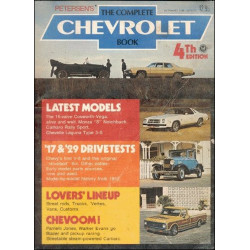 PETERSEN'S THE COMPLETE CHEVROLET BOOK