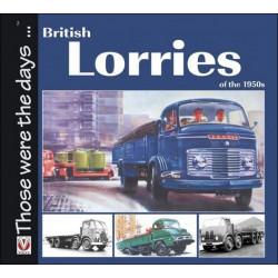 BRITISH LORRIES OF THE 1950s