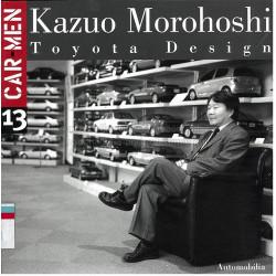 KAZUO MOROHOSHI TOYOTA DESIGN CENTRE CAR MEN