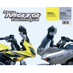 REVUE MOTO TECHNIQUE SUZUKI GSF 1200 de 2001 et 2002 - RMT 127