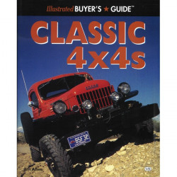 CLASSIC 4x4s - ILLUSTARTED BUYER'S GUIDE