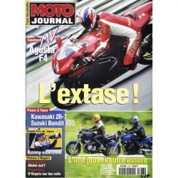 Moto journal n°1373 29 Juillet 1999