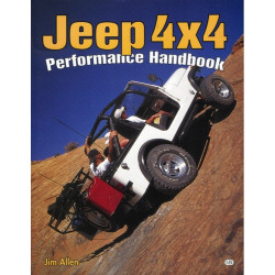 JEEP 4X4 PERFORMANCE HANDBOOK Librairie Automobile SPE 9780760304709