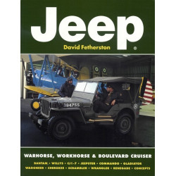 JEEP (WARHOUSE/WORKHORSE/BOULEVARD CRUISER) Librairie Automobile SPE 9781855325210