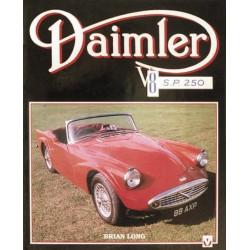 DAIMLER V8 S.P 250 Librairie Automobile SPE 9781874105244