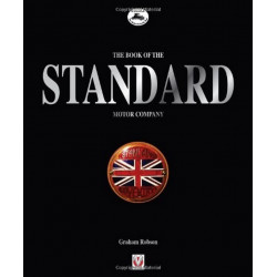 THE BOOK OF THE STANDARD MOTOR COMPANY Librairie Automobile SPE 9781845843434