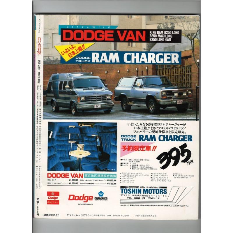 DODGE RAM Librairie Automobile SPE RamDOD