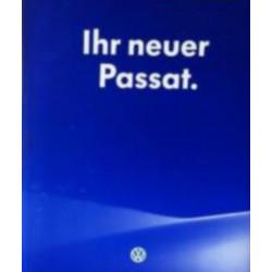 IHR NEUER PASSAT Librairie Automobile SPE VW Ihr neuer Passat