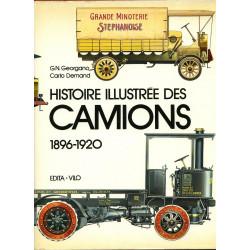 HISTOIRE ILLUSTRÉE DES CAMIONS 1896-1920
