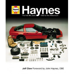 HAYNES * THE FIRST 40 YEARS