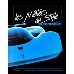 LES METIERS DU STYLE AUTOMOBILE Librairie Automobile SPE 9782726880616