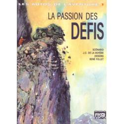LA PASSION DES DÉFIS Tome 1 (CITROËN) Librairie Automobile SPE 9782960011609