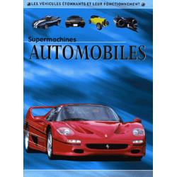 SUPERMACHINES - AUTOMOBILES Librairie Automobile SPE 9782890009172
