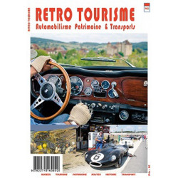 RETRO TOURISME N°2 - NATIONALE / ROUTE 66 LE DUEL Librairie Automobile SPE RETRO2