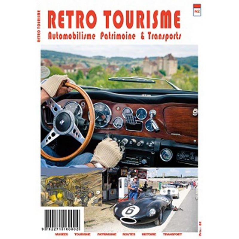 RETRO TOURISME N°2 - NATIONALE / ROUTE 66 LE DUEL Librairie Automobile SPE RETRO2