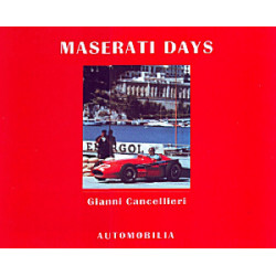 MASERATI DAYS Librairie Automobile SPE 9788879601016
