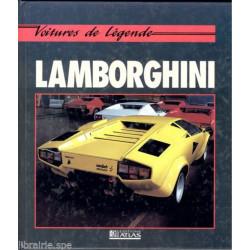 Lamborghini VOITURES DE LEGENDE / Andrew MORLAND / Edtiion ATLAS-9782731212167