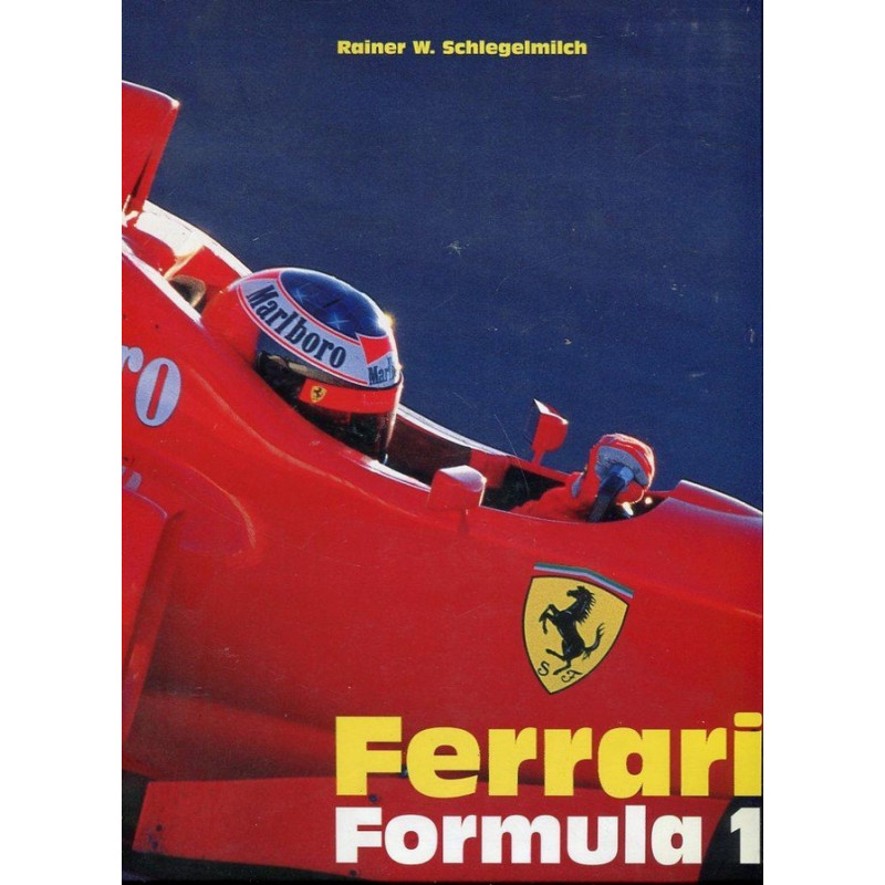 FERRARI - FORMULA 1 Librairie Automobile SPE 9783895082115
