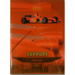 FERRARI - ANNUEL 2002 / YEARBOOK 2002 / ANNUARIO 2002 Librairie Automobile SPE Yearbook02