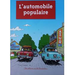L'AUTOMOBILE POPULAIRE Librairie Automobile SPE 9791090084056
