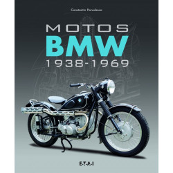 MOTOS BMW 1938-1969 Librairie Automobile SPE 25757