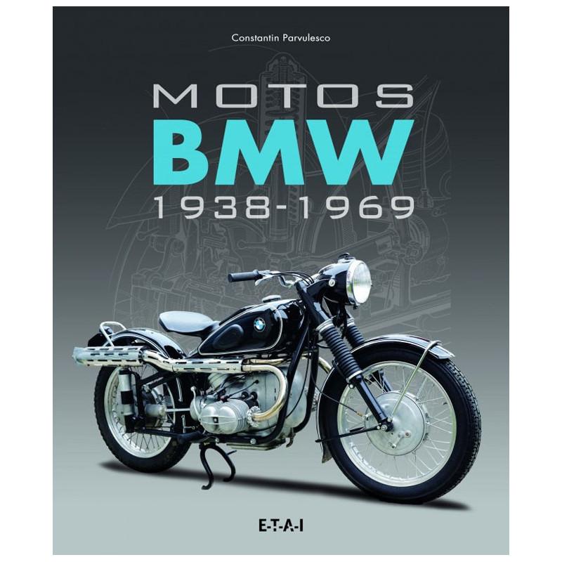 MOTOS BMW 1938-1969 Librairie Automobile SPE 25757