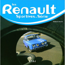 LES RENAULT SPORTIVES DE SERIE Librairie Automobile SPE 19874