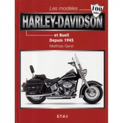 LES MODELES HARLEY-DAVIDSON ET BUELL DEPUIS 1945