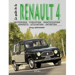 LE GUIDE DE LA RENAULT 4L - 4 L Librairie Automobile SPE 9782726895931