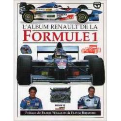 L'ALBUM RENAULT DE LA FORMULE 1 Librairie Automobile SPE B008HQV774
