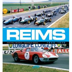 REIMS 1925-1970 Librairie Automobile SPE 9782910434472