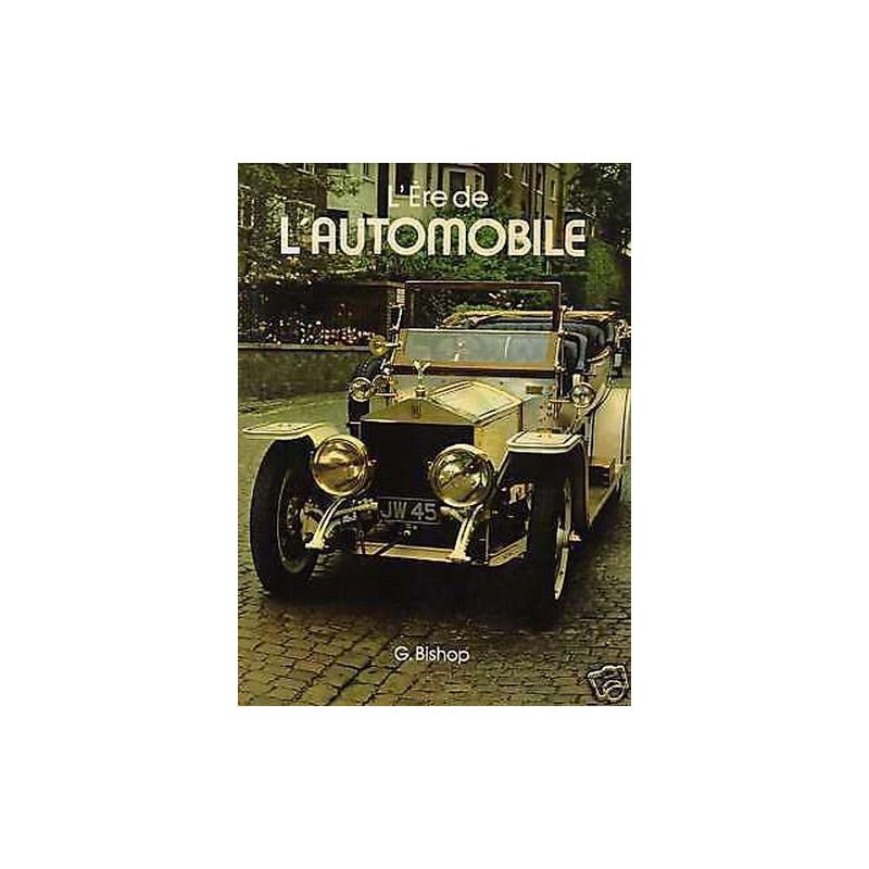 L'ERE DE L'AUTOMOBILE Librairie Automobile SPE Rauto