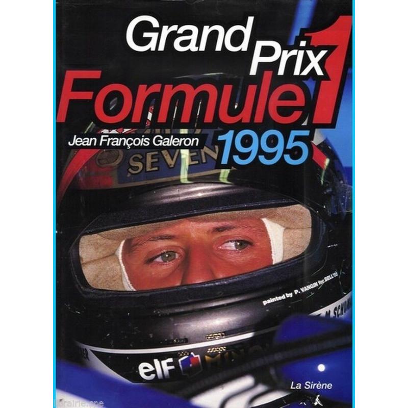 GRAND PRIX DE FORMULE 1 1995