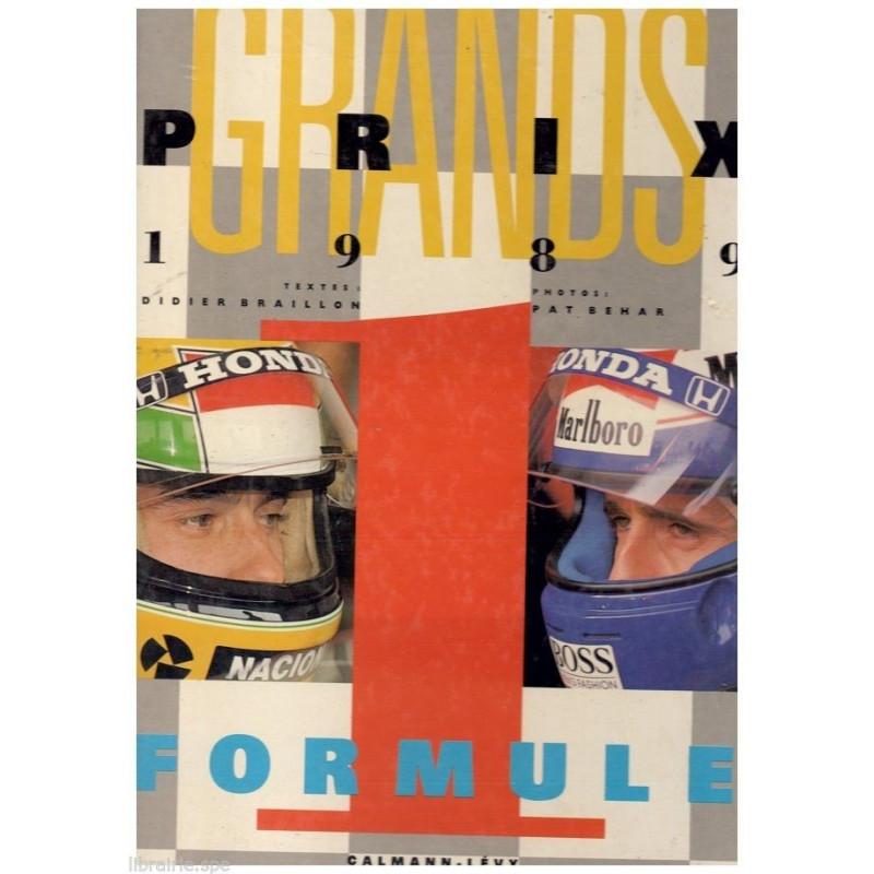 FORMULE 1 - GRANDS PRIX 1990