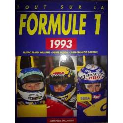 TOUT SUR LA FORMULE 1 - 1993