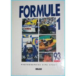 FORMULE 1 - 93 Librairie Automobile SPE 9782910376017