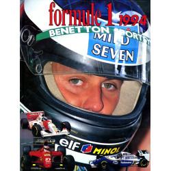 TOUT SUR LA FORMULE 1 ( 1994 ) Librairie Automobile SPE 2865620506