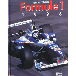 SUPERSTARS FORMULE 1 1996 Librairie Automobile SPE 9782905146977