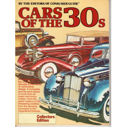 CARS OF THE 30s Librairie Automobile SPE B0016D68LU