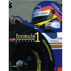 PASSION FORMULE 1 (97-98) Librairie Automobile SPE 9782912851000