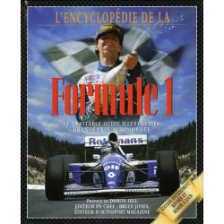 L'ENCYCLOPEDIE DE LA FORMULE 1 - VERITABLE GUIDE Librairie Automobile SPE 9782743406769
