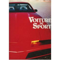 VOITURES DE SPORT / FRANCE LOISIRS Librairie Automobile SPE 9782724245653