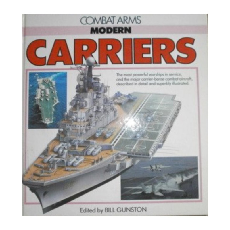 MODERN CARRIERS - COMBAT ARMS