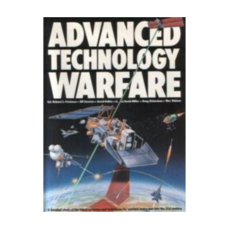 ADVANCED TECHNOLOGY WARFARE Librairie Automobile SPE 9780517629451