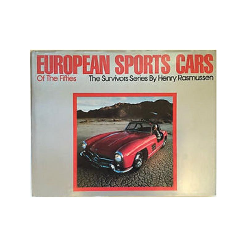 EUROPEAN SPORTS CARS Librairie Automobile SPE 9780918506030
