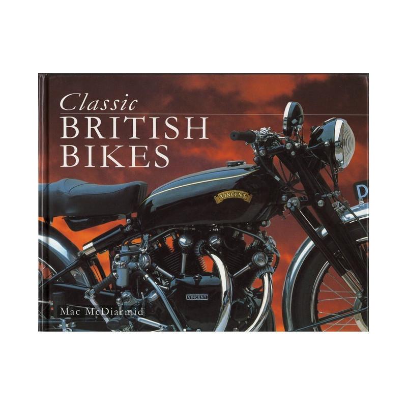 CLASSIC BRITISH BIKES Librairie Automobile SPE 9780752522241