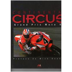 CONTINENTAL CIRCUS - GRAND PRIX MOTO 94 Librairie Automobile SPE 9782840451082